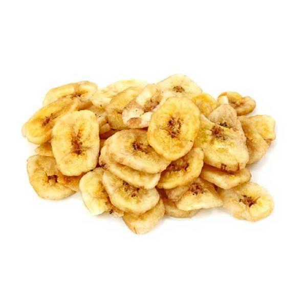 میوه خشک موز