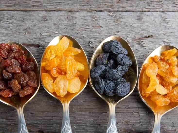 میوه خشک: برای سلامتی خوب یا بد است؟