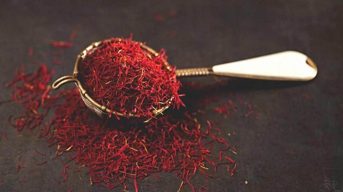 چای زعفران و خواص آن