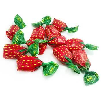 شکلات تافی توت فرنگی
